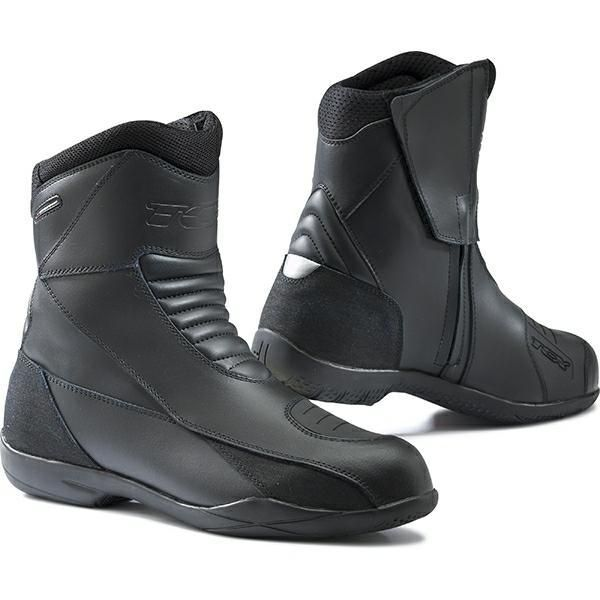 TCX X-Ride Waterproof Motorcycle Boots - Black