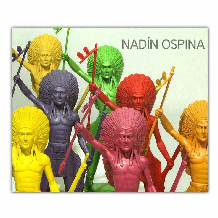 Nadín Ospina, la suerte del color – Nadín Ospina   - Ediciones el Museo http://www.librosyeditores.com/tiendalemoine/3709-nadin-ospina-la-suerte-del-color--9789585823501.html Editores y distribuidores