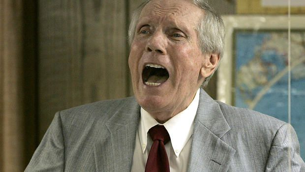 "Westboro Baptist Church founder Fred Phelps Sr. ""on the edge of death,"" son says - CBS News"