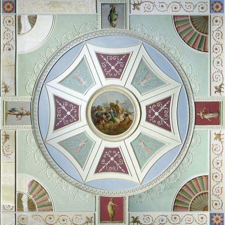 classical ceiling reflected - Google Search