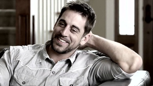 Aaron Rodgers *sigh*