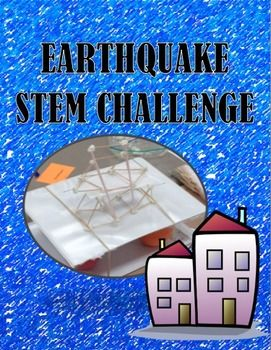 This is a STEM design challenge where students will design an earthquake proof building, place it on a shake table and see if it survives an earthquake. Have students compete to make the best design by following the design process. Each packet includes the lesson plan which follows the design process, instructions on how to perform the challenge and a prototyping worksheet.