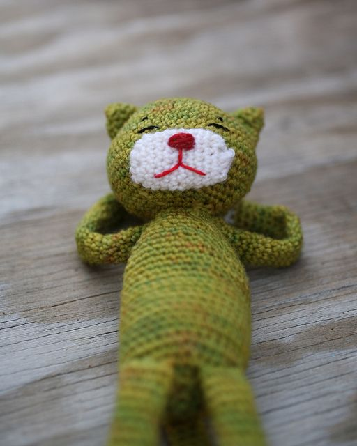 Nekoyama Amigurumi : 17 Best images about CATS =DOGS=MICE= CAT EARS=TOYS ...