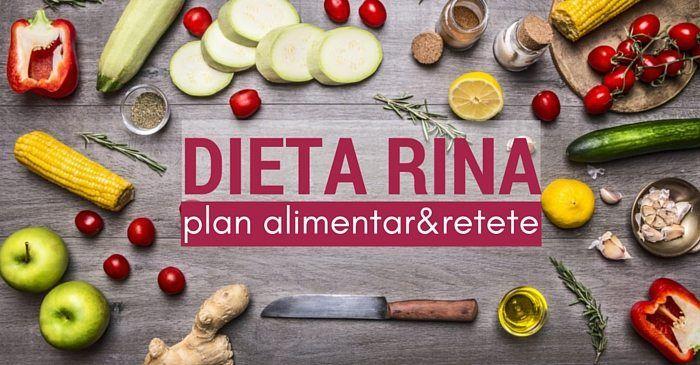 In ultimul timp, Dieta Rina sau dieta disociata de 90 de zile, a devenit din ce in ce mai populara.