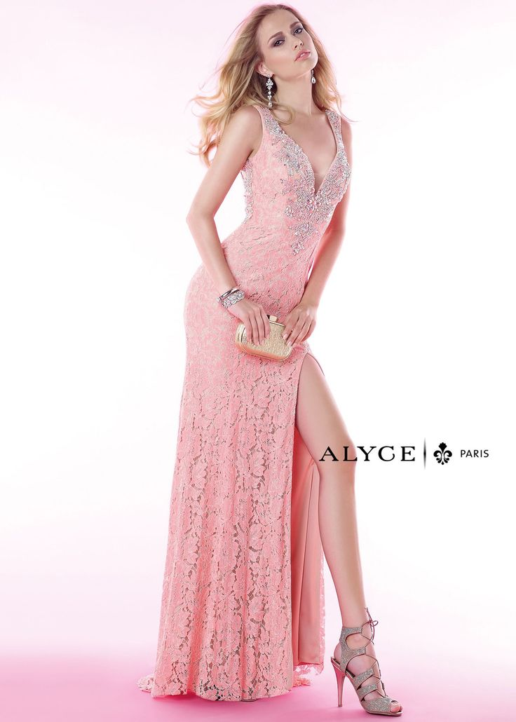 61 mejores imágenes de Long evening dress en Pinterest | Vestidos de ...