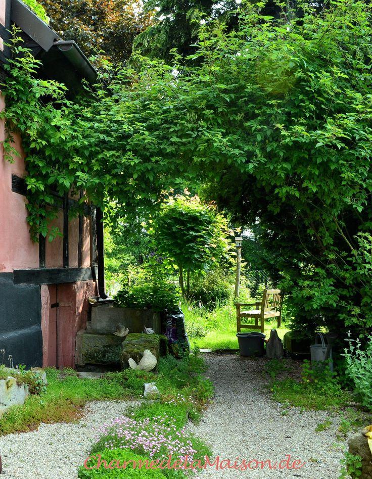 26 best Gartendekoration ~ Gartendeko images on Pinterest - cottage garten deko