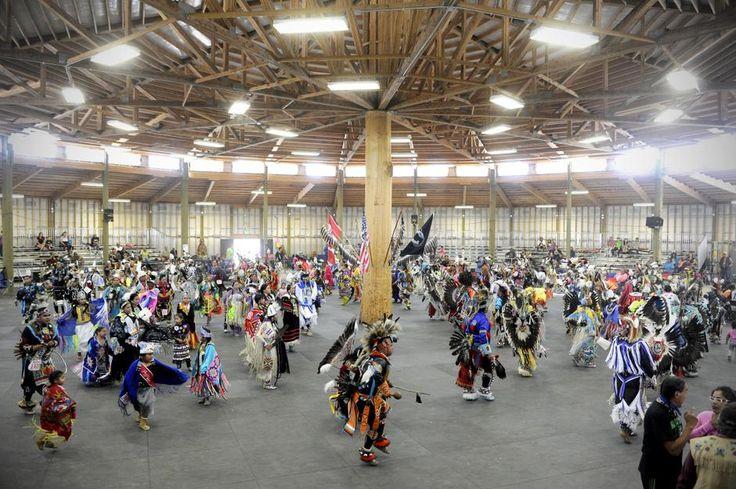 Spokane Tribe's 100th Labor Day Powwow - A picture story at Spokesman.com