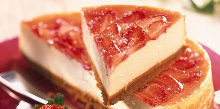 Cheese Cake Aux Fruits Rouges Thermomix