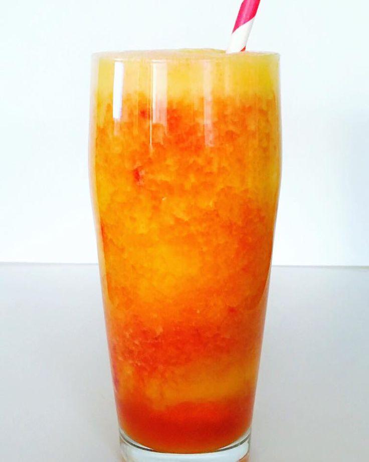 BERRY ORANGE SUNRISE Erfrischend & spritzig! Echte Frucht, volle Nahrung!   – NOURISH RECIPES