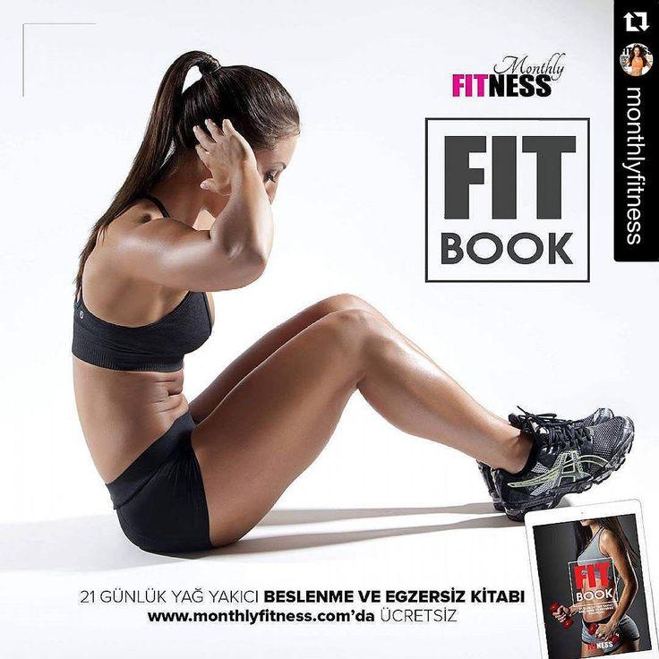 #Repost @monthlyfitness with @repostapp. ・・・ FITBOOK 21 Günlük Yağ Yakıcı Beslenme ve Egzersiz Kitabı! Uzm. Dyt. Merve Tığlı @dytmervetigli ve Monthly Fitness tan Ücretsiz kitap! www.monthlyfitness.com da. #monthlyfitness #fitness #workout #pool #beach #shredded #diyet #fitgirl #fitspo #fitfam #determination #video #summer #fitnessaddict #gym #gymlife #npc #antrenman #strength #instavideo #sport #nofilter #gymswag #training #love #me