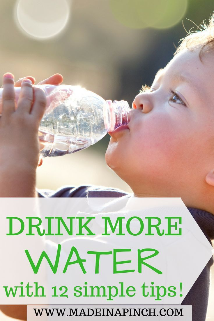 How To Get Baby To Drink More During The Day