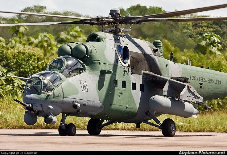 MI-35M Brazilian Air Force