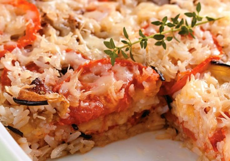 Esta receita de arroz à parmegiana é ideal para quem quer inovar sem perder tempo