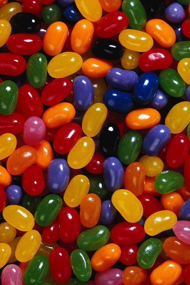 Jelly Beans - his favorite candy. I sure didn't get that from him, I never acquired a taste for them. :-)