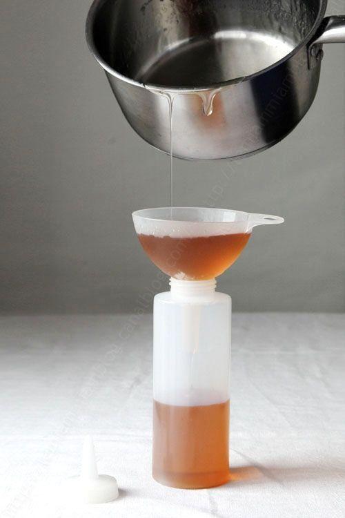 comment realiser un caramel liquide 00002 LE MIAM MIAM BLOG: