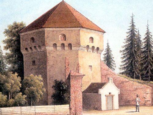 Johann Böbel - Turnul Pielarilor