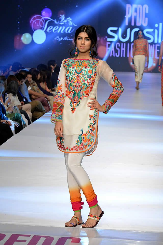 Fashion Week In Lahore