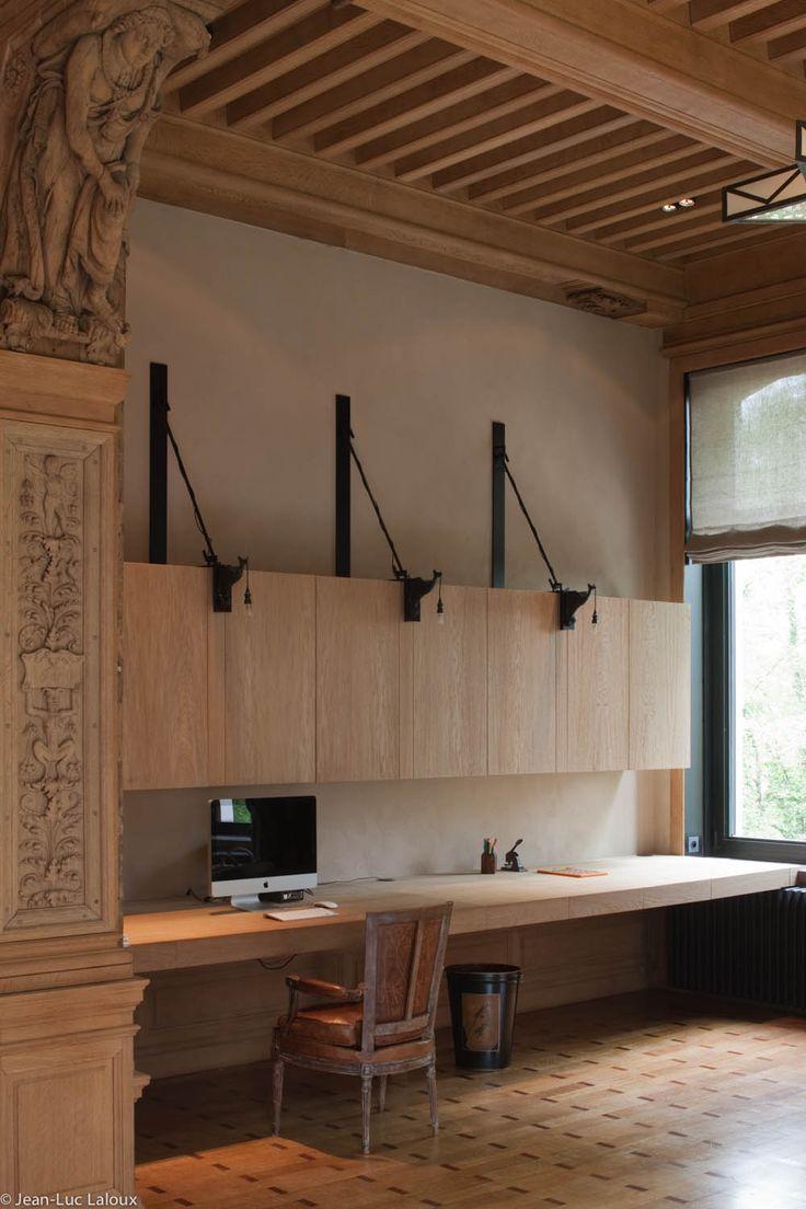 lionel jadot architecte / residence dht, bruxelles