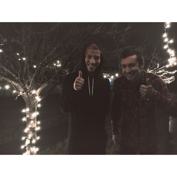 josh and tyler being adorable as always