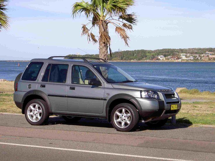 2005 Land Rover Freelander #6