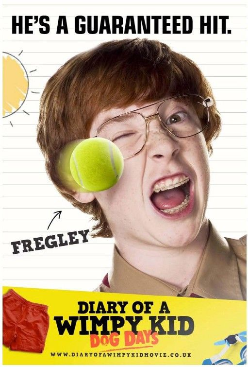 Diary of a Wimpy Kid: Dog Days Posters and Trailer | Kernel's Corner
