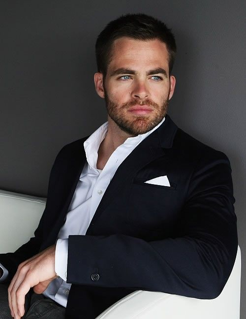 Chris Pine has a Secret! This article explores Chris Pine and his secrets to success. http://blogs.psychcentral.com/life-goals/2014/07/chris-pine-has-a-secret/ #chrispine #Hollywood #startrek