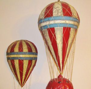 17 best images about hot air balloon on pinterest for Best way to paper mache a balloon