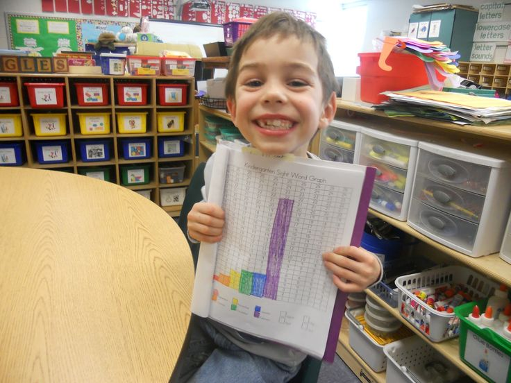 Mrs. Stamp's Kindergarten: Data Notebooks