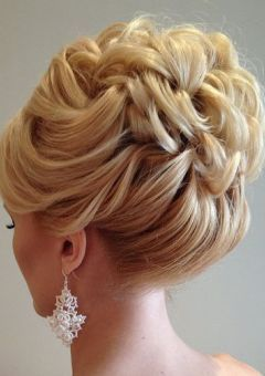 Wedding Hairstyles for Brides, Bridesmaids in 2016 — TheRightHairstyle