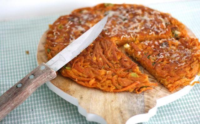 Zoete aardappelrösti | Chickslovefood.com | Bloglovin'