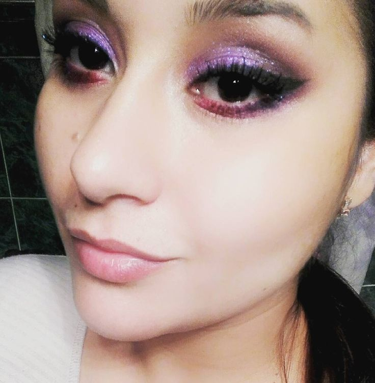 Как же все-таки я люблю фиолетовый и все его оттенки������ #макияж#визажист#визажистмосква#колесниковаяна#макияжглаз#makeup #instamakeup #cosmetic #cosmetics #loveit #fashion #eyeshadow #gloss #mascara #palettes #eyeliner #eyes #eyebrows #beauty #beautiful http://ameritrustshield.com/ipost/1551086164291008958/?code=BWGkKX-lrm-