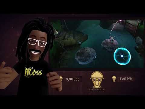 VR Game Review - Moss 5/5 | Virtual Reality (VR) | Vr games