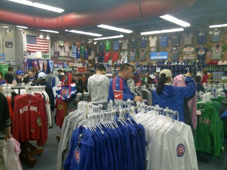 Awesome Chicago Cubs Apparel!