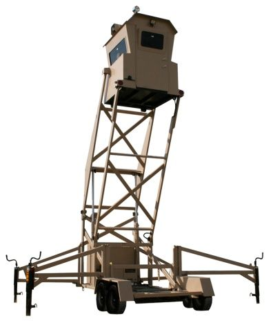 Security Guard Tower