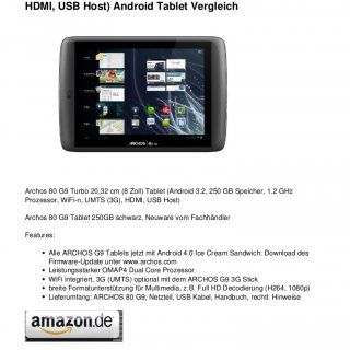 Archos 80 G9 Turbo 20,32 cm (8 Zoll) Tablet (Android 2,250 GB Speicher, 2 GHz Prozessor, WiFi-n, UMTS (3G),HDMI, USB Host) Android Tablet VergleichArcho. http://slidehot.com/resources/archos-80-g9-turbo-20-32-cm-8-zoll-tablet-android-3-2-250-gb-speicher-1-2-ghz-prozessor-wifi-n-umts-3g-hdmi-usb-host-android-tablet-vergleich.55065/