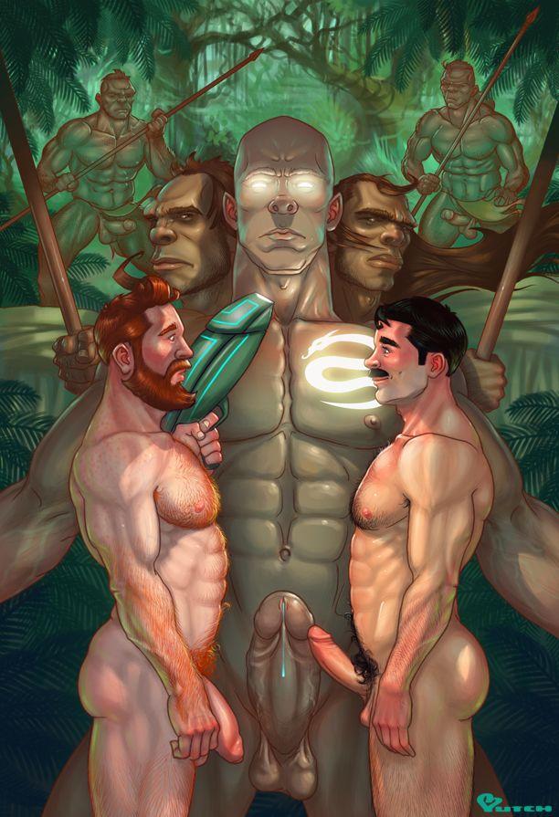 Huge gay anal sex