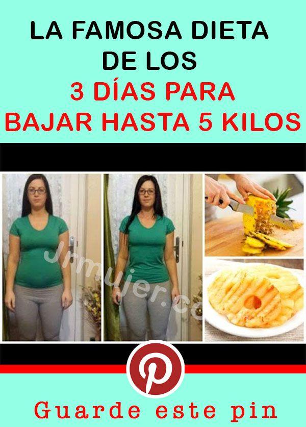 dieta de frutas 3 días de pérdida de peso