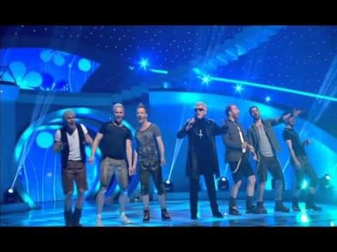 (1) Heino & Voxxclub - Blau blüht der Enzian 2014 - YouTube