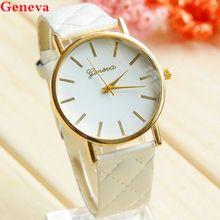 Relojes genebra relógio analógico de quartzo das senhoras mujer kors relógios de marca de luxo relógio de pulso(China (Mainland))