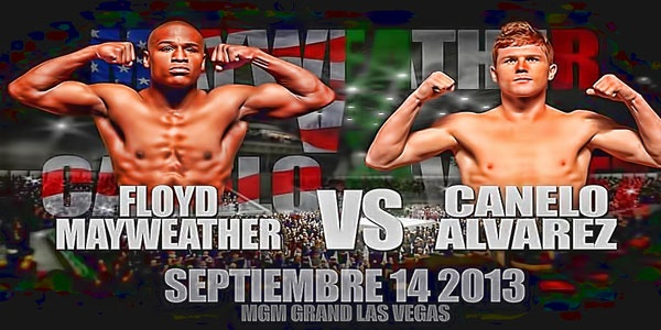 Biggest fight of Floyd Mayweather Jr's career? Check out the prices for tickets for the upcoming Mayweather Vs Canelo Alverez fight on September 14th.