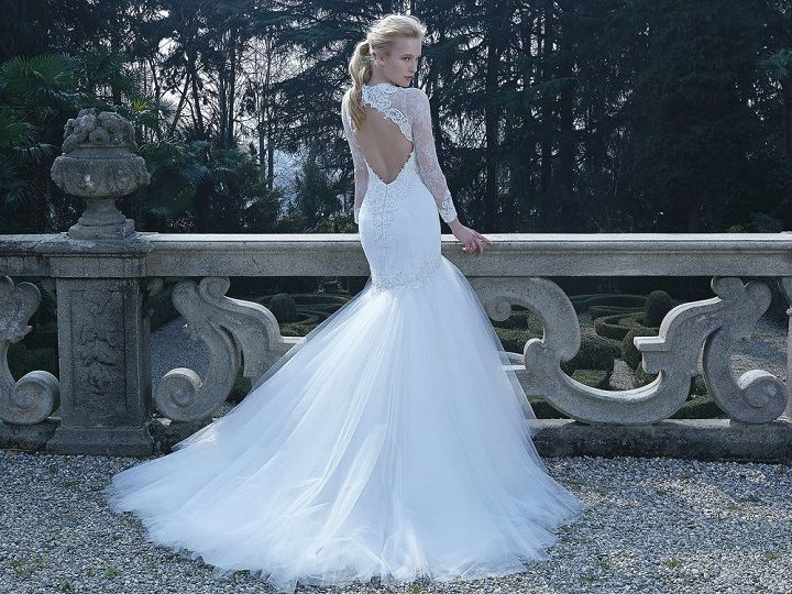 43 Mermaid wedding dresses with sleeves that suite every theme