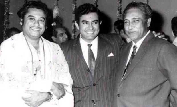 After his brother Ashok Kumar became a Bollywood star, Abhas Kumar then changed his name to Kishore Kumar and started his cinema career as a chorus singer at Bombay Talkies, where his brother worked.