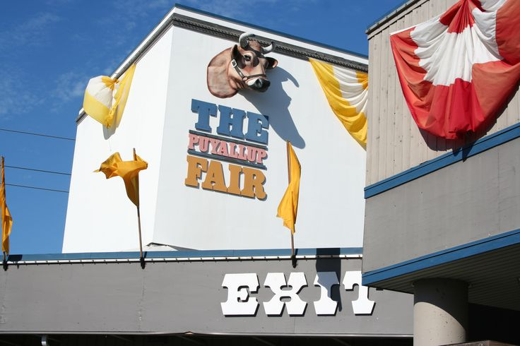 The washington state fair formerly puyallup fair is the largest
