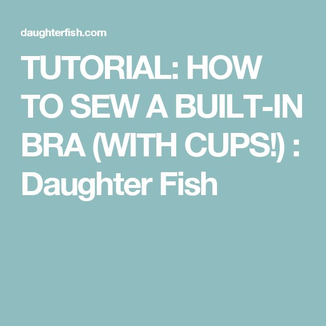 23 best Bras make your own breast forms. Hairdos me images on ...