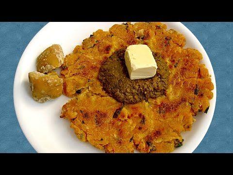 Makki Ki Roti Recipe From Punjabi Cuisine