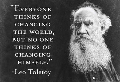 Tolstoy #quote