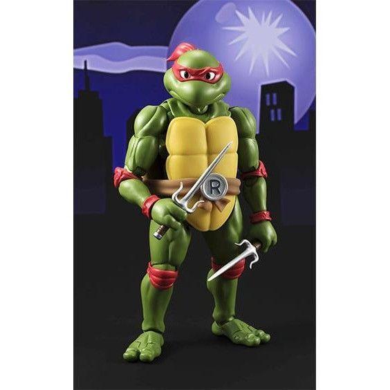 Teenage Mutant Ninja Turtles TMNT Raphael S.H. Figuarts Action Figure by Bandai Japan