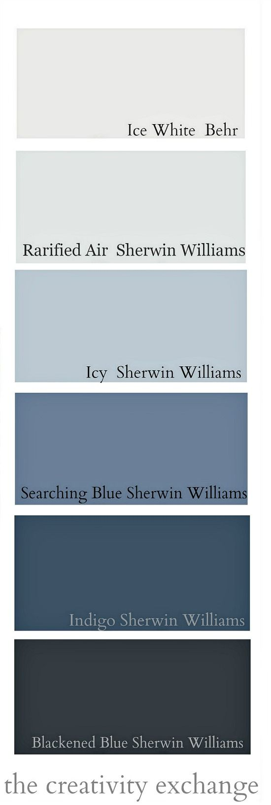 Blue gray paint on pinterest gray paint grey with grey paint colours