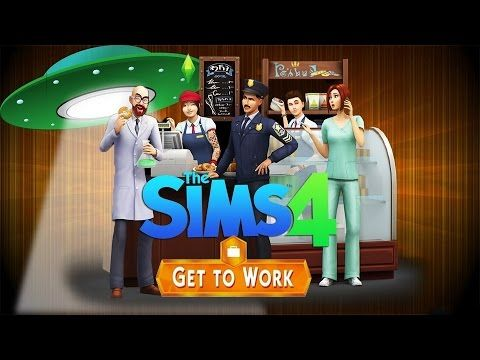 Get to Work Expansion Demo - Sims 4 - YouTube