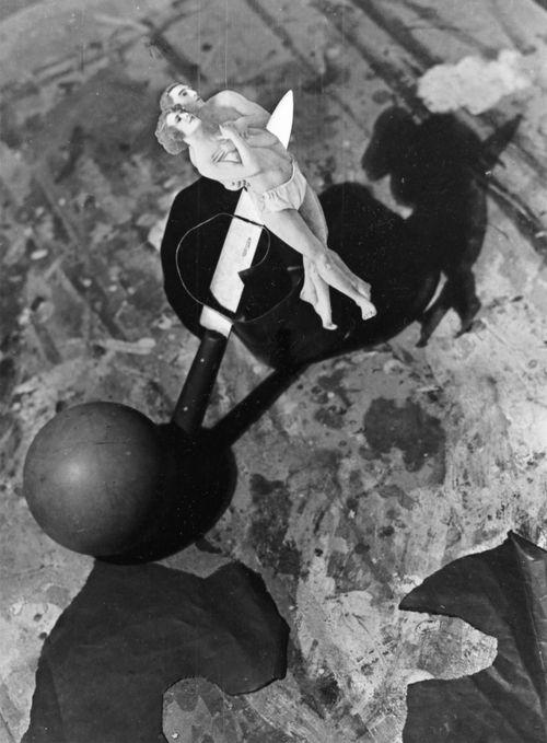 "František Vobecký (1902-1991)  ""Tanec"" (Dance), 1935"